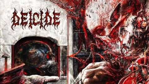Deicide – Overtures Of Blasphemy cover