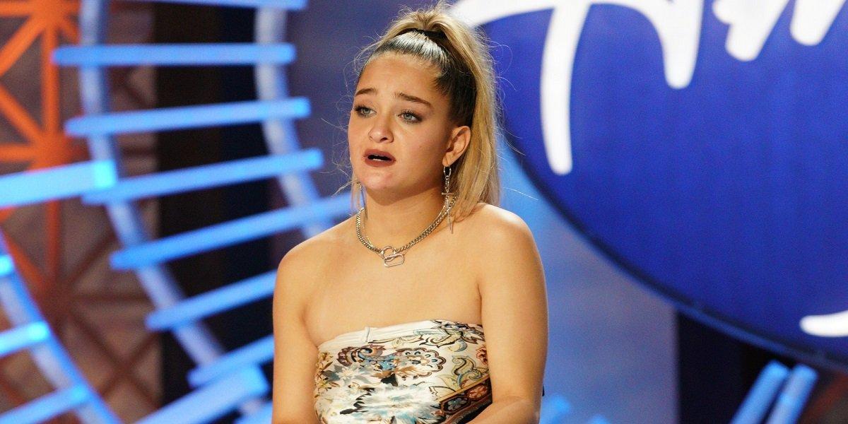 Claudia Conway American Idol ABC