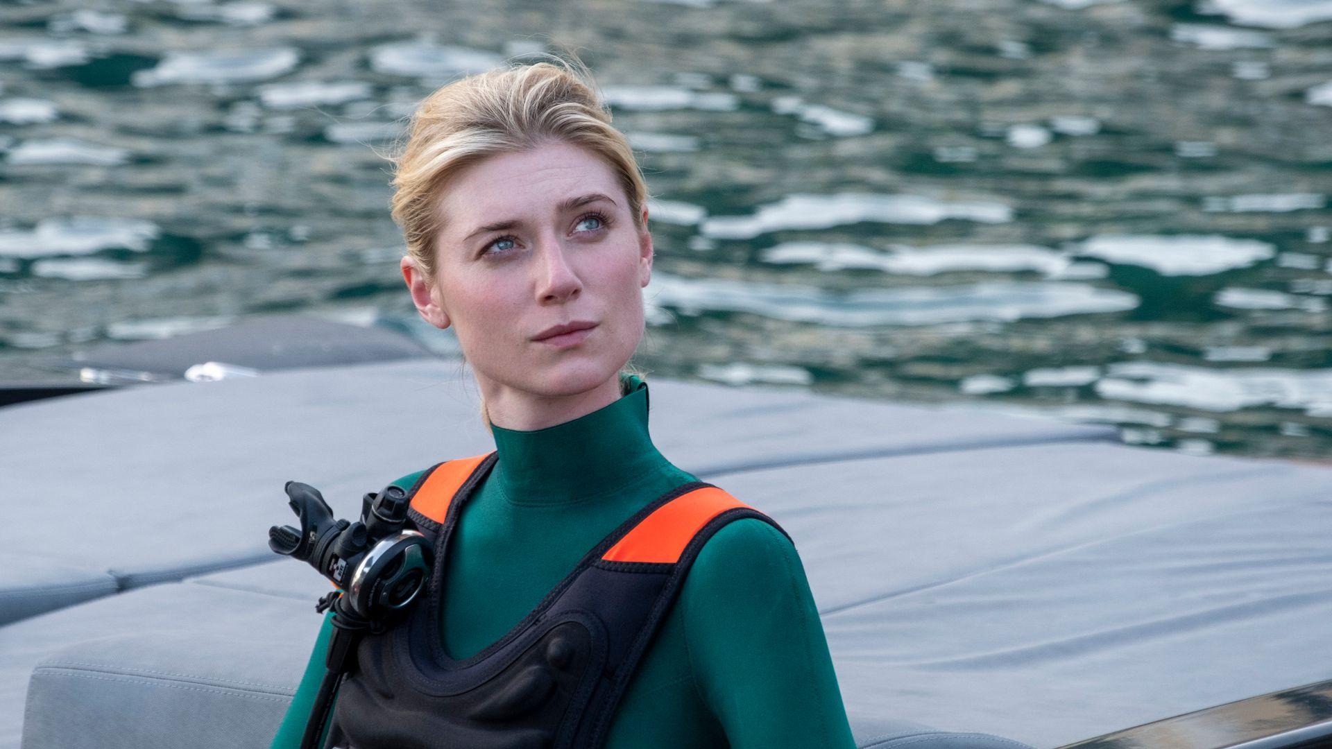 "Elizabeth Debicki talks Tenet: ""Everything is real: the props, the people, the sets"" 