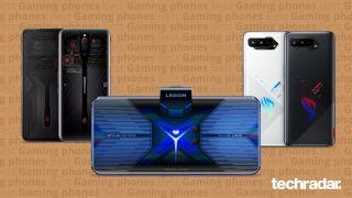 Meilleurs smartphones gaming 2021