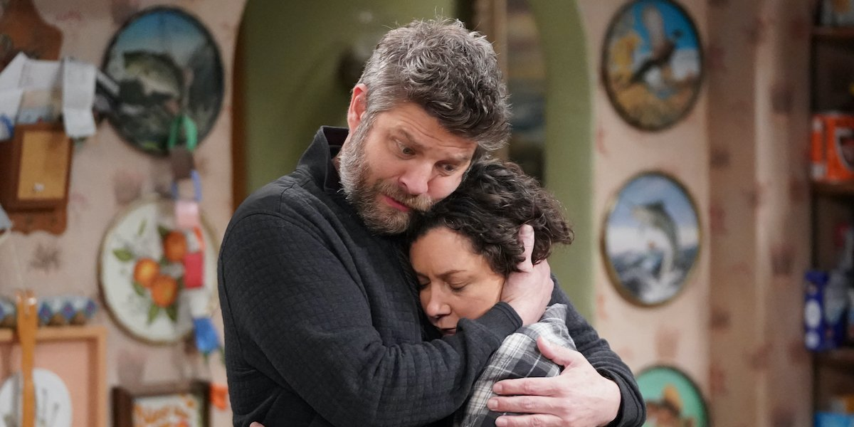 How The Conners Is Shaking Up Darlene And Ben's Relationship After That Death Twist