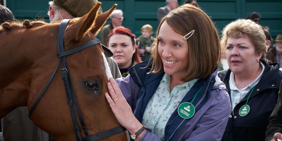 Why Toni Collette Thinks Dream Horse Is A 'Truly Inspirational' Project