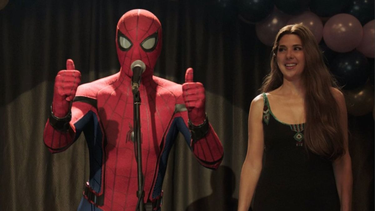 The Spider-Man: Far From Home gag reel is here, featuring Night Monkey shenanigans and Nick Fury f-bombs