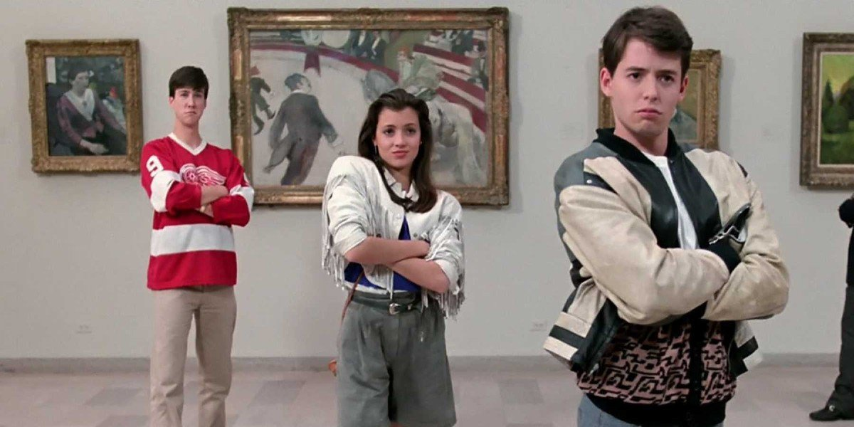 The Cast of Ferris Bueller's Day Off