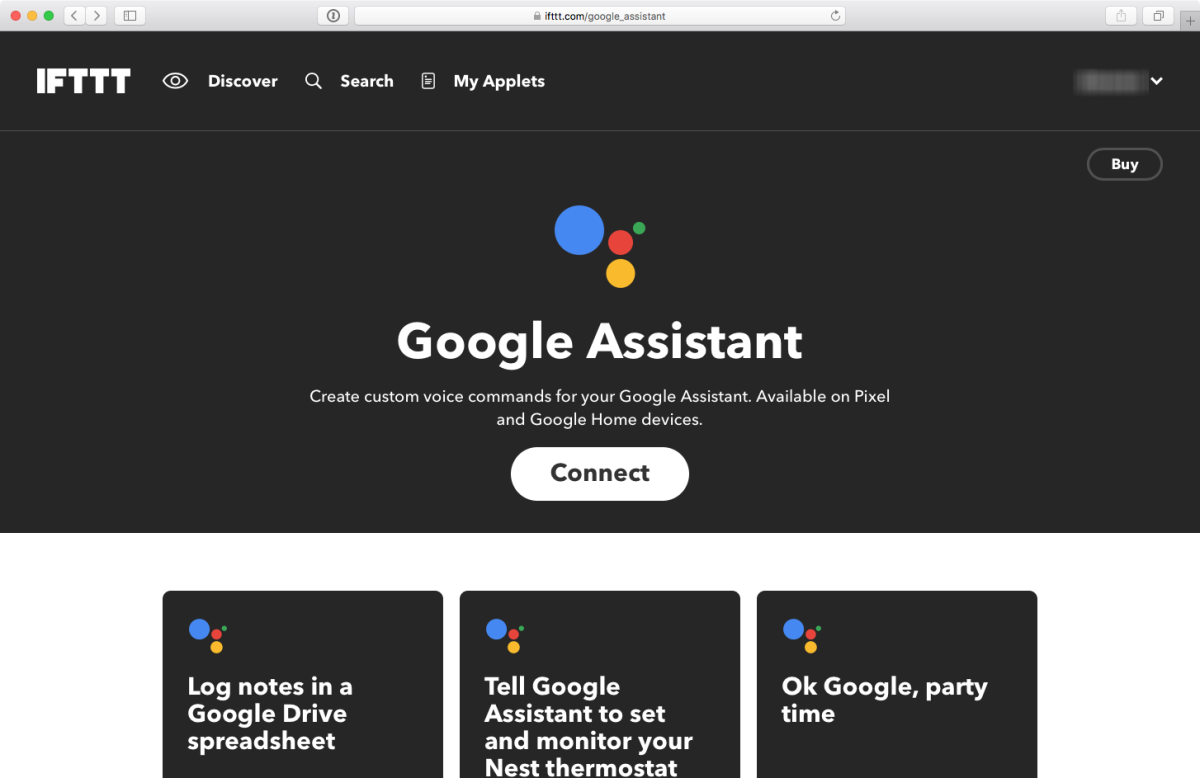 How to connect Google Home to IFTTT | Tom's Guide