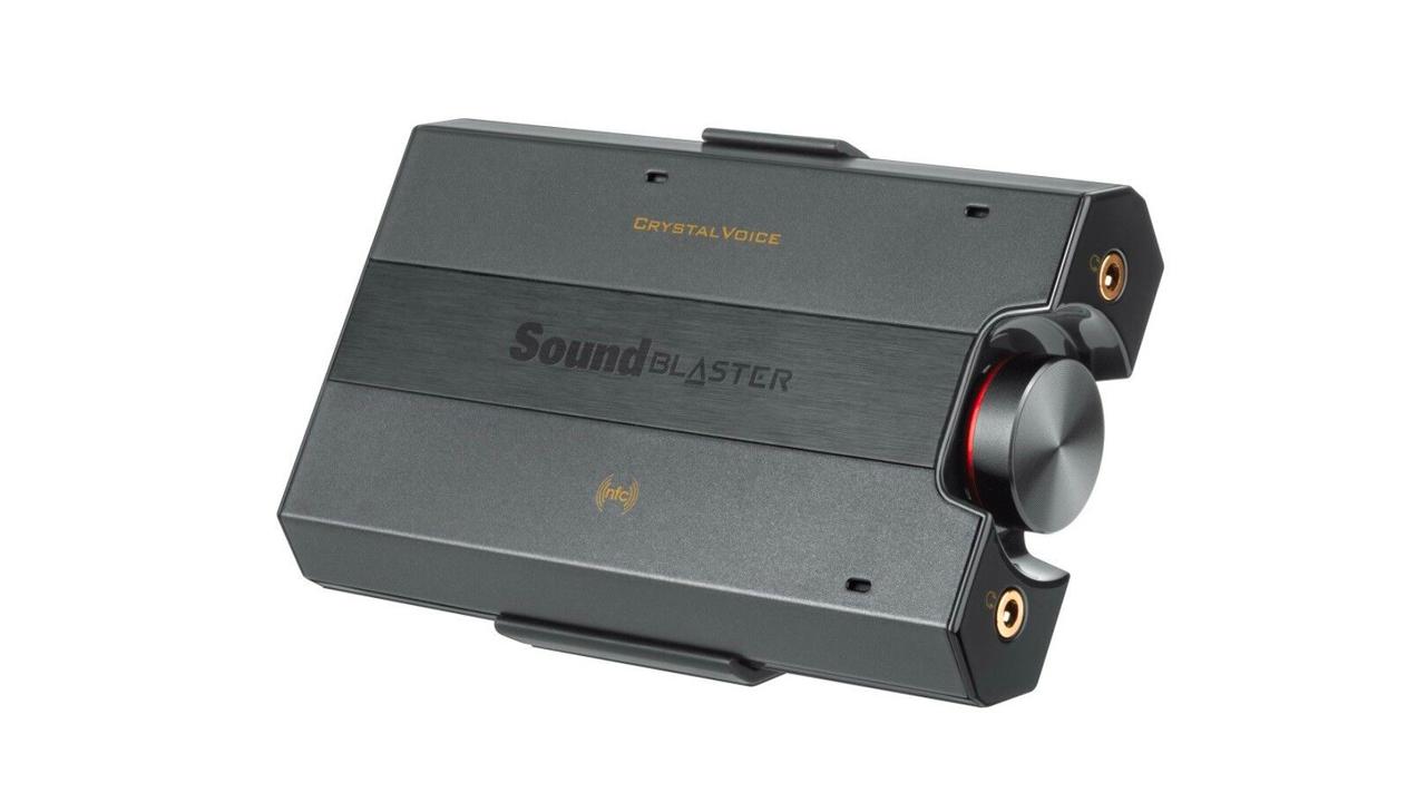 creative sound blaster e5