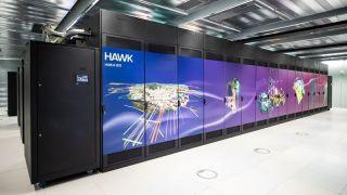 HPE Apollo Supercomputer in Stuttgart