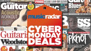 Cyber Monday magazine offer