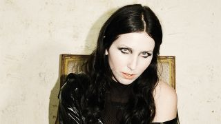 a portrait of chelsea wolfe