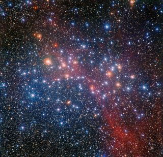 Star Cluster NGC 3532