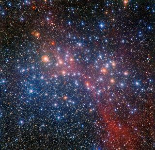 Star Cluster NGC 3532