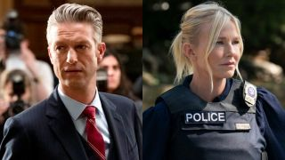 Carisi and Rollins Law and Order svu