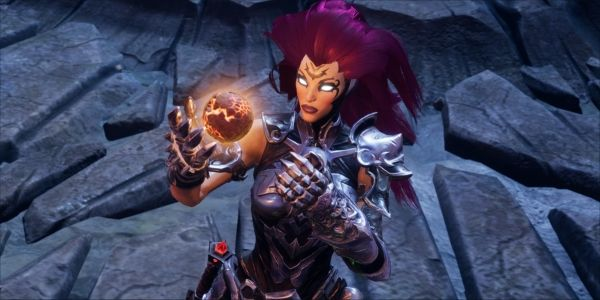Darksiders 3 Is Getting A Classic Combat Option - CINEMABLEND