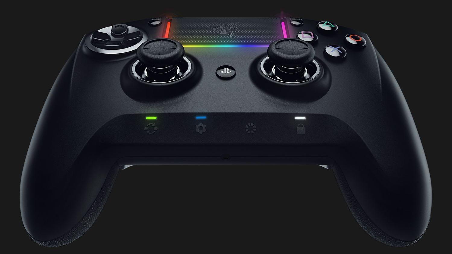 Razer Raiju Ultimate Wireless PS4 Controller