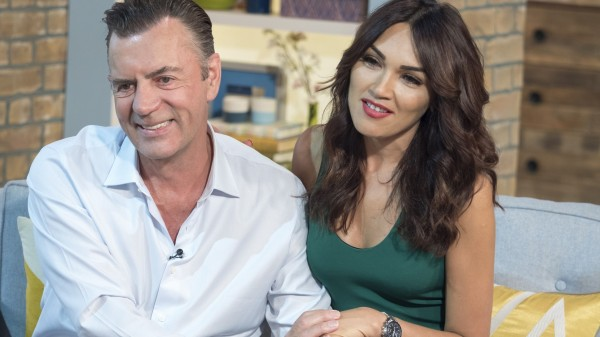 Duncan Bannatyne and Nigora Whitehorn
