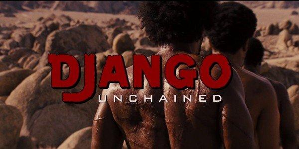 Django Unchained Title Card