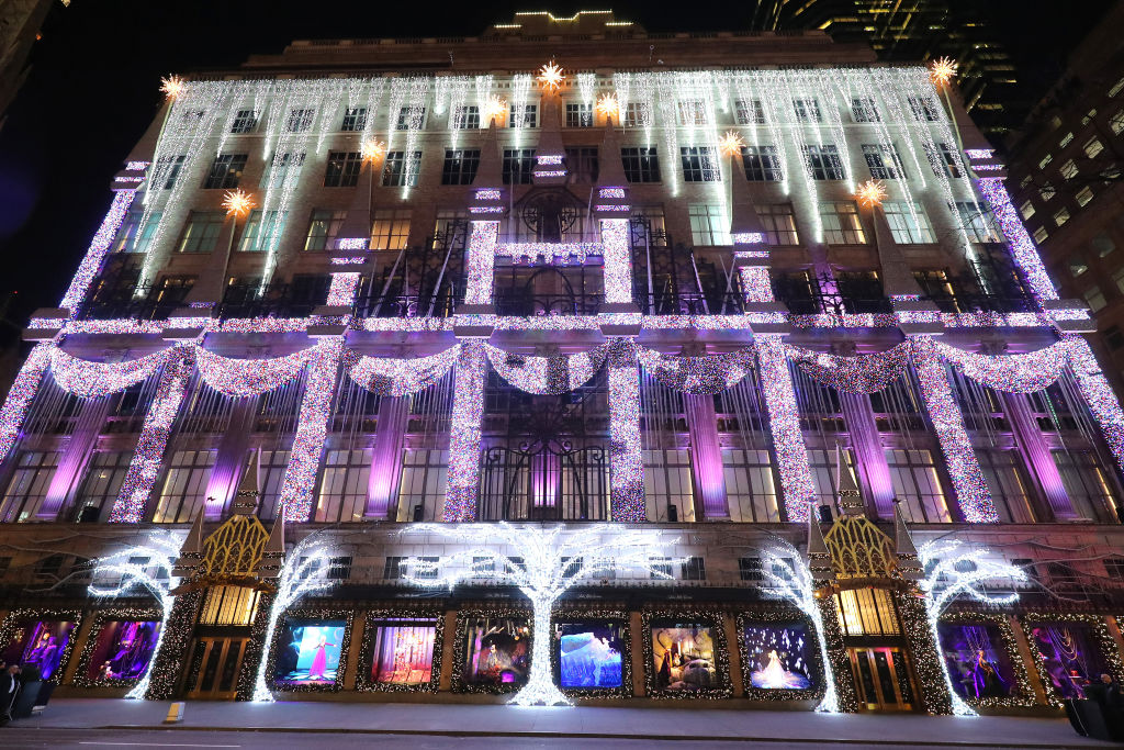 Saks Fifth Avenue, New York