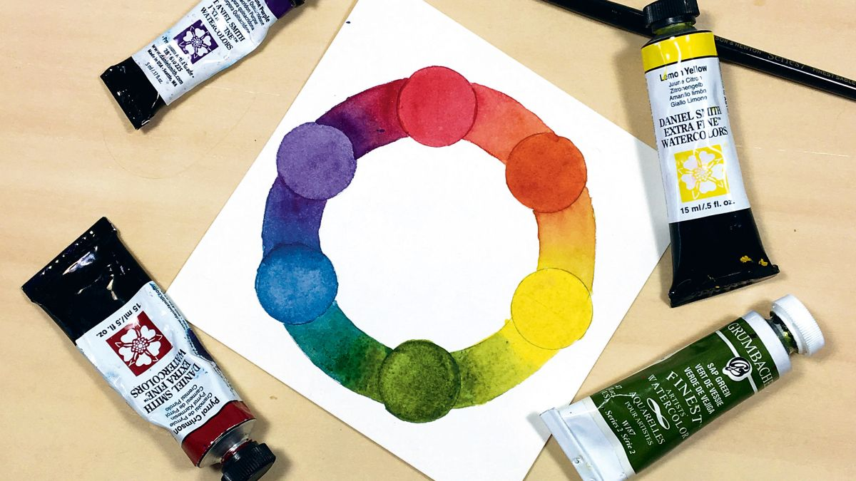 A beginner's guide to working with colour in watercolour