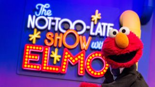 Cartoonito HBO Max The Not-Too-Late Show with Elmo