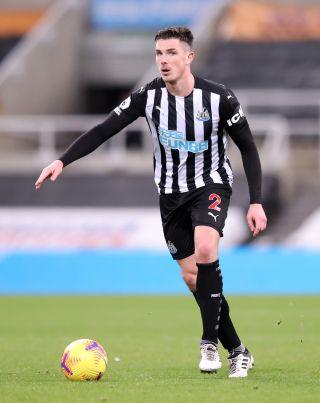 Newcastle United v Fulham – Premier League – St James' Park
