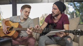 Beginner guitar gear essentials and guitar accessories