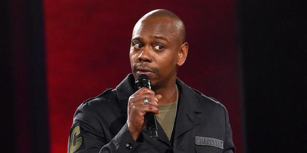 Dave Chappelle Stand up special netflix