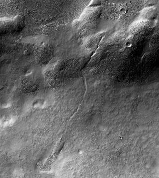 Water Flowed on Mars More Recently Than Thought