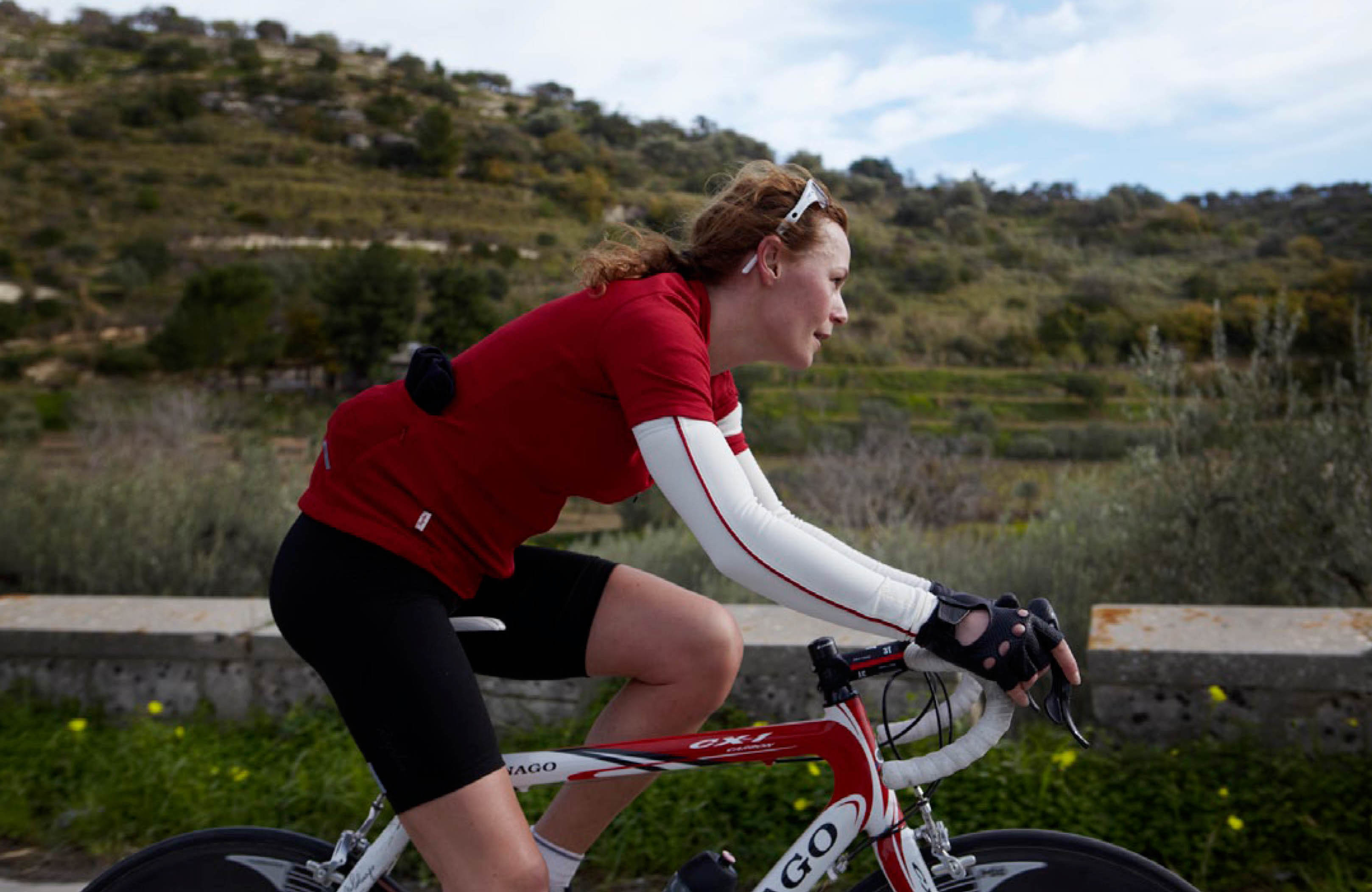 Rapha's new womens' line