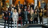 New Arrow-verse Crossover Pics Show First Look At The Ray, Dark Flash And More