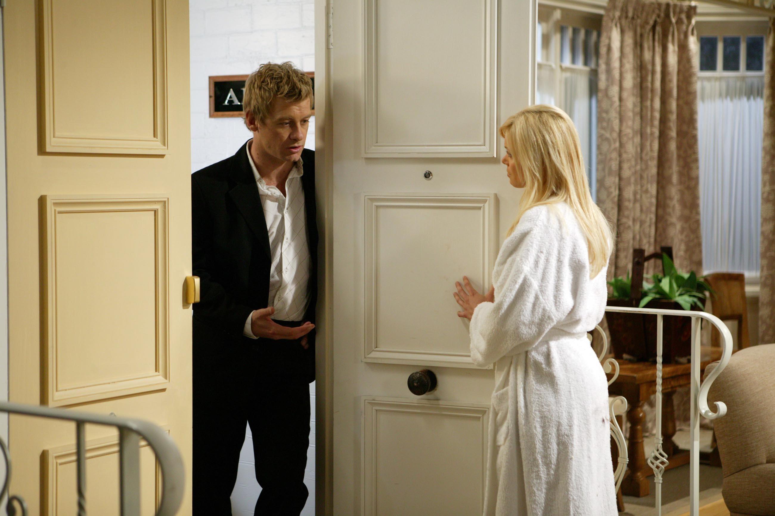 Can Peter and Amanda make amends?