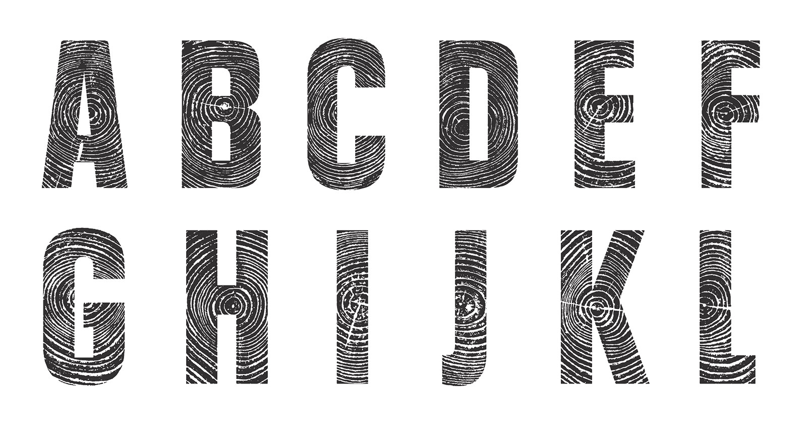 typography for Howies