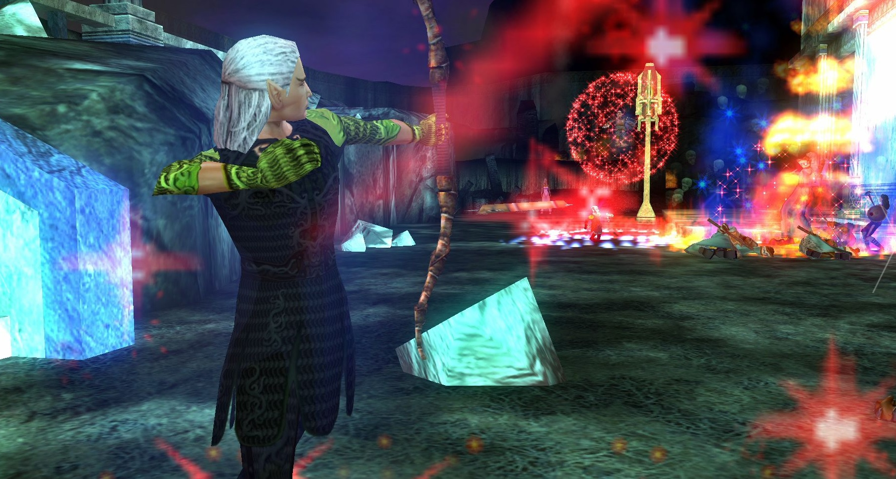 EverQuest is getting a new land and raids to celebrate its 20th