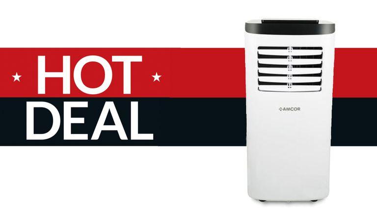 Cheap portable air conditioning deal