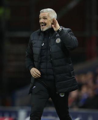 Rangers v St Mirren – Ladbrokes Scottish Premiership – Ibrox Stadium
