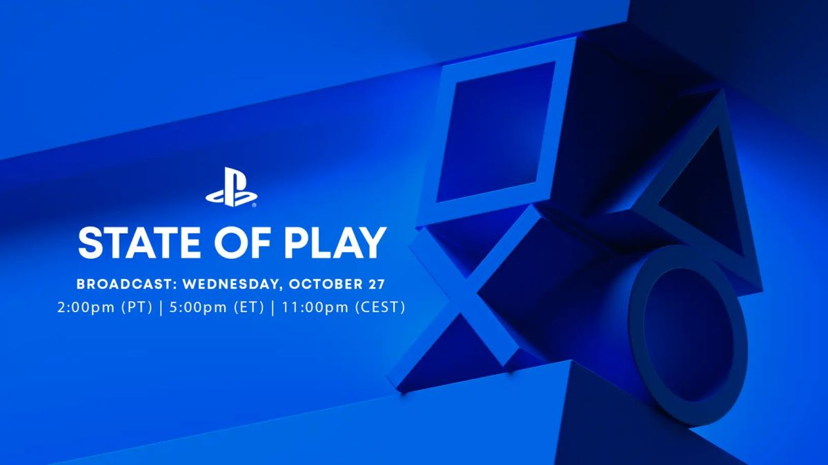 Sony State of Play October 2021: how to watch the PlayStation livestream