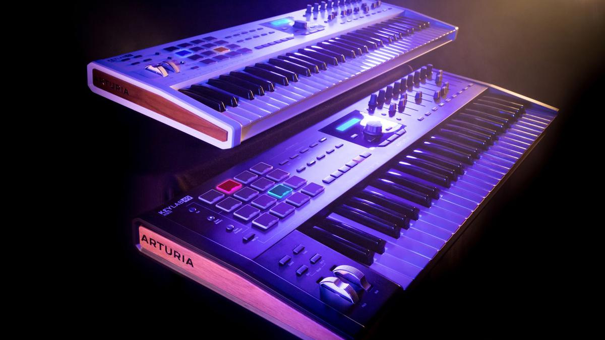 Black Friday MIDI keyboard deal: Get bonus Arturia V Collection