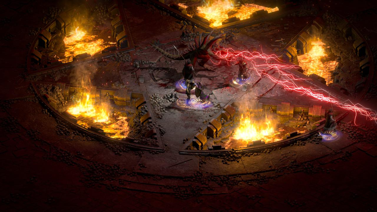 The remastered Diablo 2, Diablo 2: Resurrected