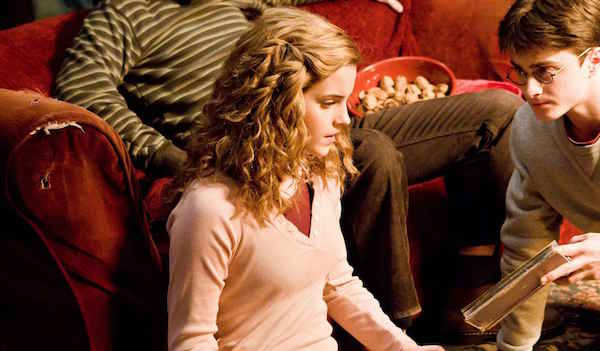 emma watson harry potter and the half-blood prince