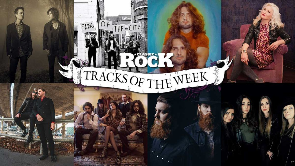 Tracks of the Week: new music from Stone Temple Pilots, Naked Six and more