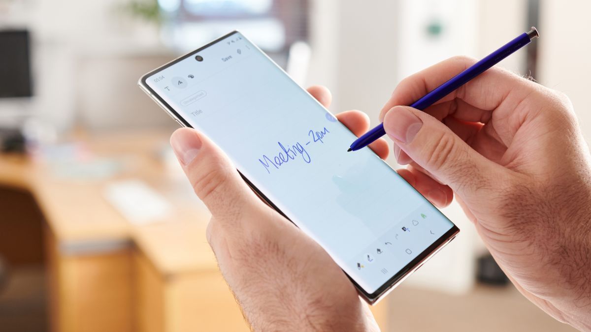 Samsung Galaxy Note 20 launch event looks set for August, despite the pandemic - TechRadar South Africa