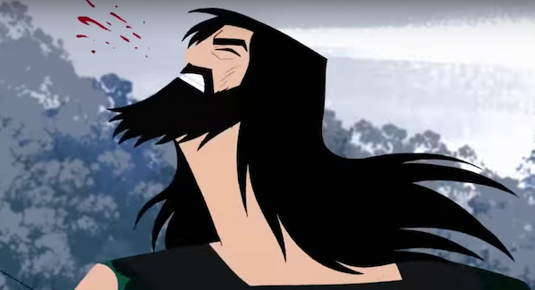 samurai jack blood season 5 trailer