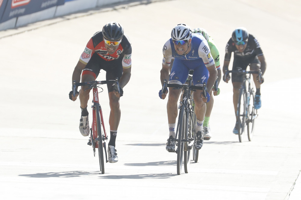 Van Avermaet is hoping to carry on his winning spree at Amstel Gold Race  this weekend 1df40d2b3