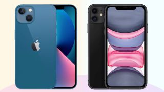 iPhone 13 vs iPhone 11