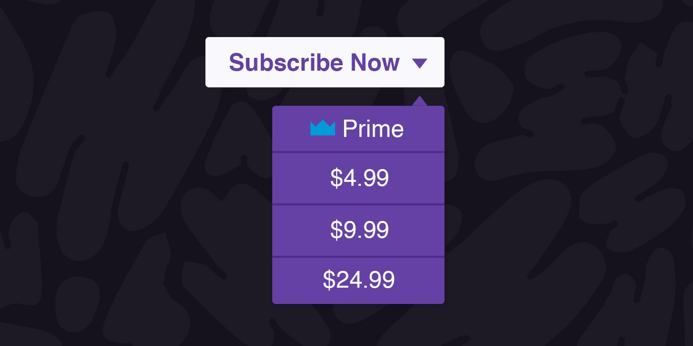 Twitch Affiliate scheme lets users offer subscriptions to