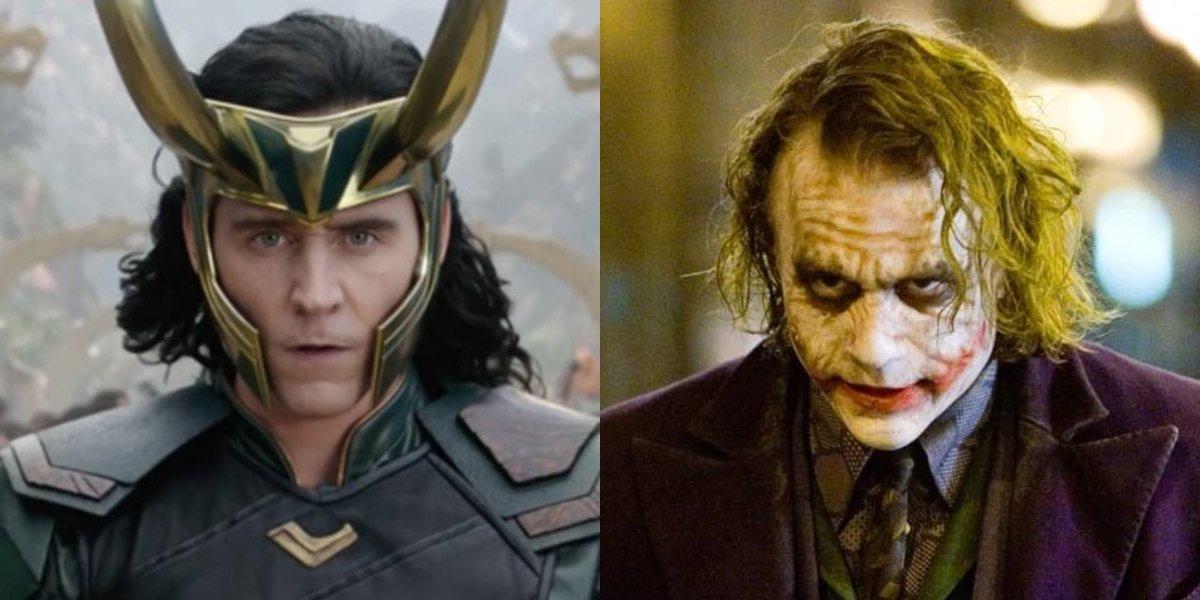 Loki vs. Joker