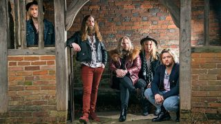 A press shot of Inglorious