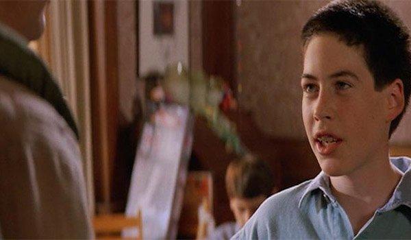 A young Jason Reitman in Ghostbusters II