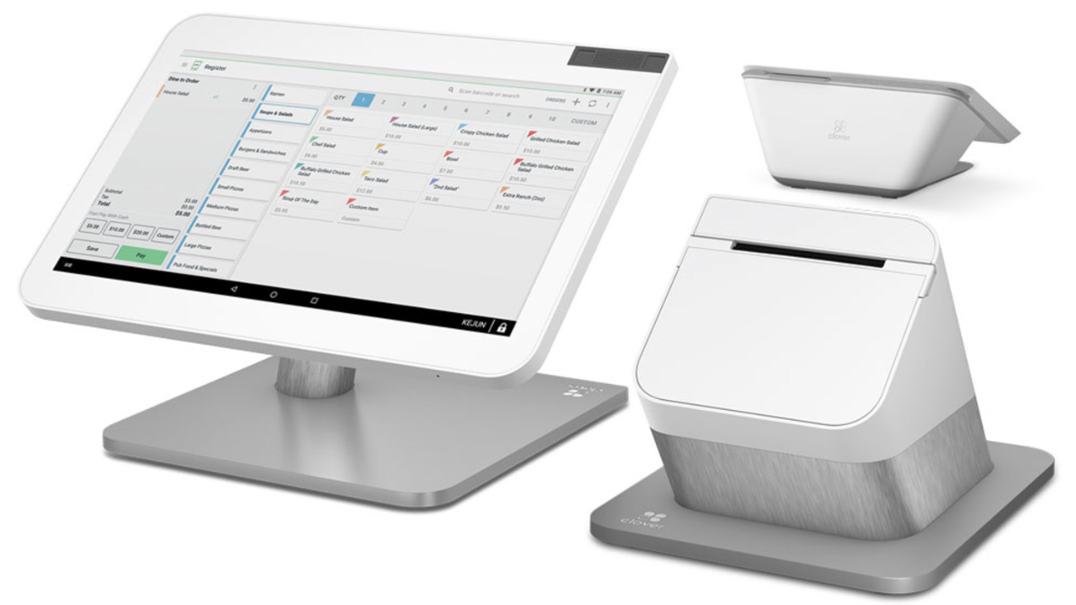 The Clover Station Pro is the brand's most powerful point-of-sale system yet.