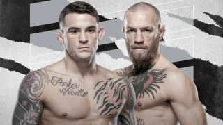 UFC 264 live stream