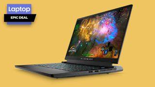 Alienware m15 R5 Ryzen 7 gaming laptop price cut
